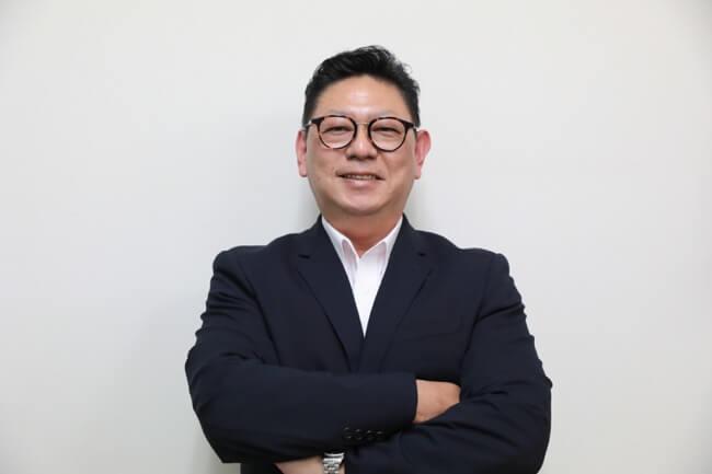 副会長である内田智之のプロフィール画像