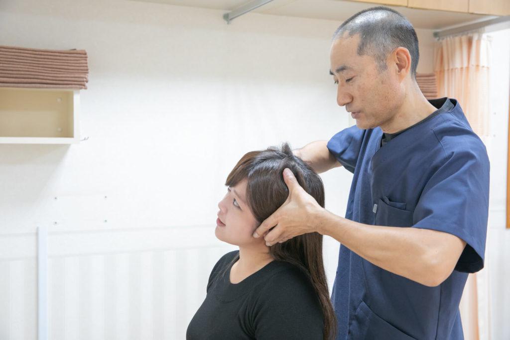 頭痛を早く改善するために最適な施術方法は?