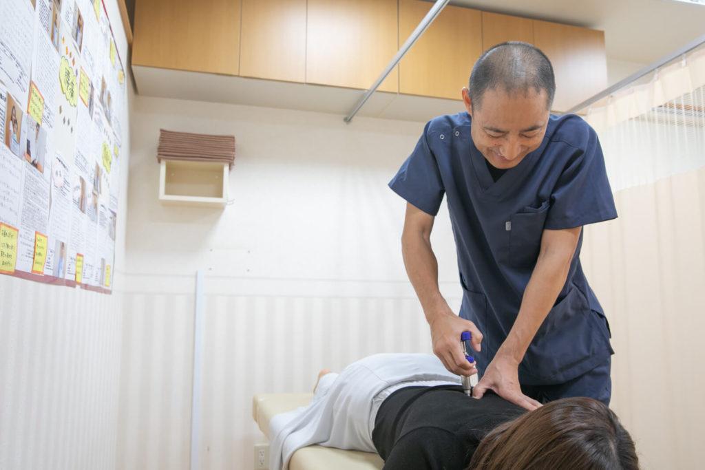 当院が腰痛の患者様に最適な理由