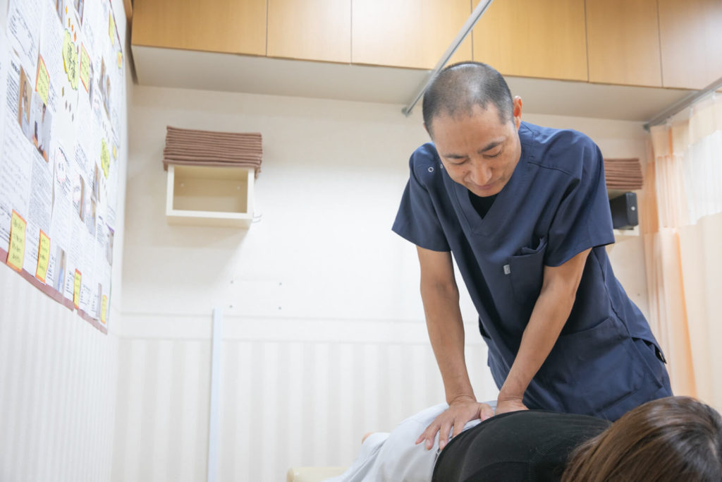 整形外科と整骨院でのぎっくり腰治療の違い