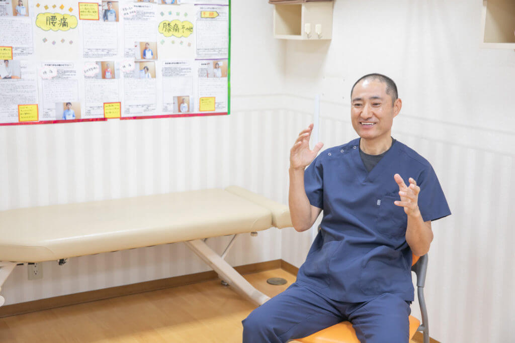 当院の施術が交通事故による膝痛に最適な理由