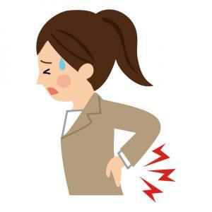 実は血流が鍵!生理痛と慢性腰痛の原因とは?