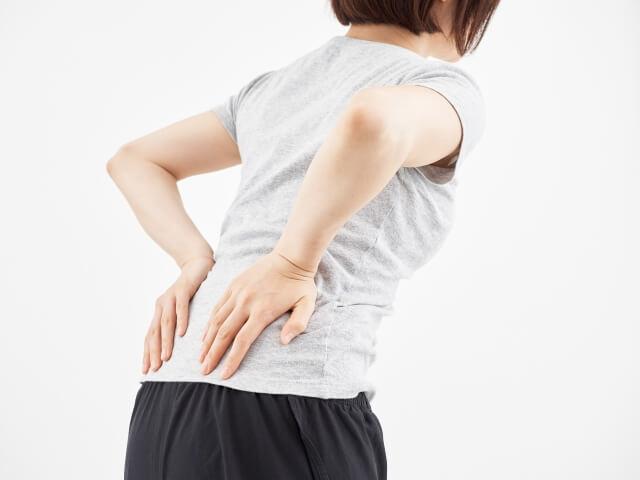 腰痛はどのような症状?