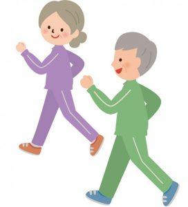 歩く姿勢がきれいになればスタイルも改善する